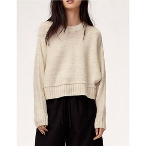 Aritzia the group by Babaton day off sweater xxs